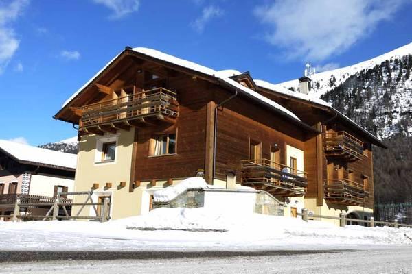 Livigno appartamenti bait all for Piani chalet sci