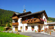 livigno apartments : Chalet Martina