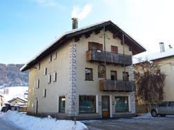 appartamenti livigno : Casa Ostaria