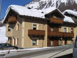 livigno apartments : Baita Pemont