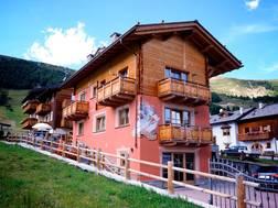 livigno apartments : Chalet Stevan