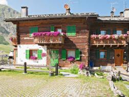 livigno apartments : Chalet Rasia