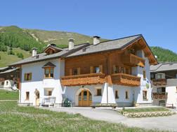 livigno apartments : Casa Azzurra