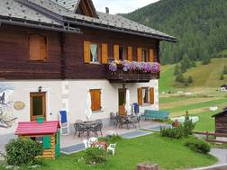 livigno apartments : Baita Gen