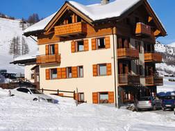 appartamenti livigno : Appartamento Bormetti