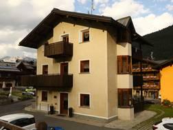 livigno apartments : Mountain River