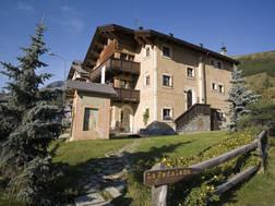 livigno apartments : Al Bait Dala Santela