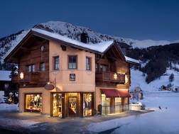livigno apartments : Chalet Layla