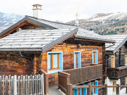 livigno apartments : Chalet Nennewitz