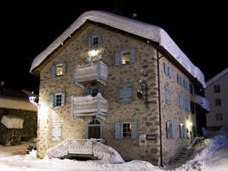 livigno apartments : La Corte