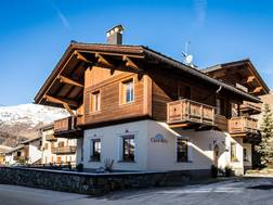 livigno apartments : Chalet Betty
