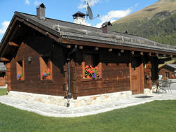livigno apartments : Chalet Li Scandola