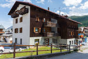 livigno apartments : Baita Riccardo