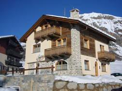 livigno apartments : Chalet Il Cardo
