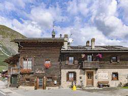 livigno apartments : Bait Gioanzin
