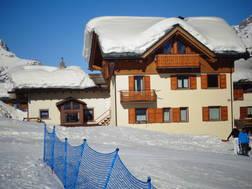livigno apartments : Casa Gurini Bormetti
