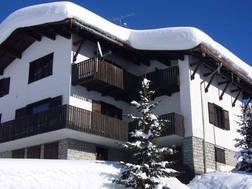 appartamenti livigno : Monte Della Neve