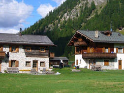 livigno apartments : Casa Marco