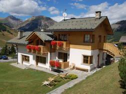 livigno apartments : Chalet Monteneve