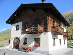 livigno apartments : Chalet Toilasor