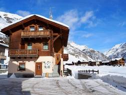 livigno apartments : Chalet Sisters