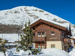 livigno apartments : Chalets Molin