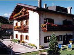 appartamenti livigno : Baita Franz