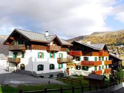 livigno apartments : Baita Confortola