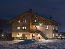 livigno apartments : Chalet La Marinella
