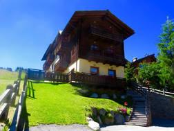 livigno apartments : Chalet Feloi