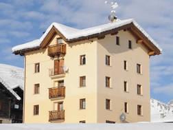 livigno apartments : Baita Lumaca