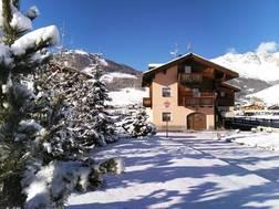 livigno apartments : Appartamento Girasole