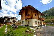livigno apartments : Chalet Sunshine