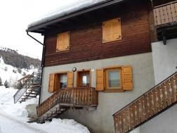 livigno apartments : Chalet Baby