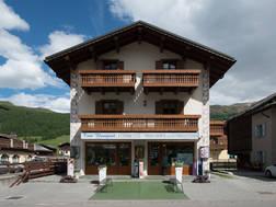 appartamenti livigno : Casa Adelina