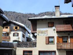 appartamenti livigno : Baita Florin