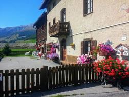 appartamenti livigno : Chalet Val Viera